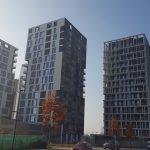 Lecablocco per il complesso residenziale nell'ex Villaggio Expo – EdilPortale
