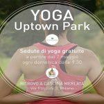 Alla Cascina Merlata ogni domenica si fa yoga, ingresso libero – MilanoPost